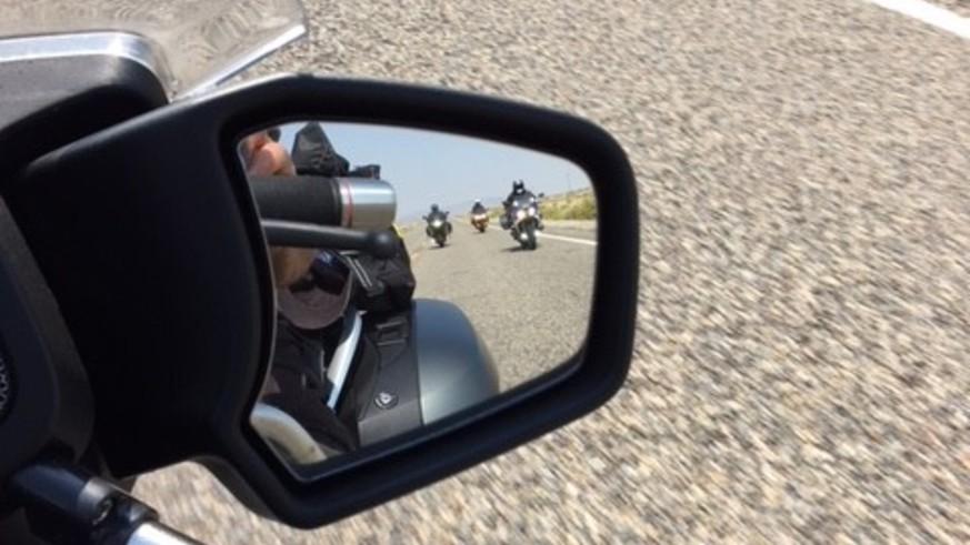 Motorcycle Group Riding Basics