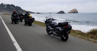 Two Day California Highway 1 Ride