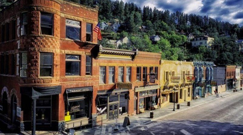 Main Street in Deadwood