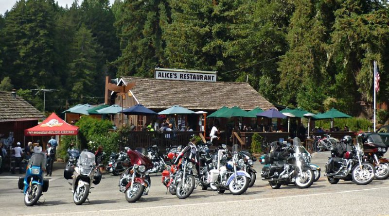 Ride a Bay Area Favorite to Alice's Restaurant