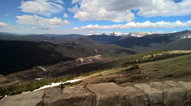The Ultimate Colorado Motorcycle Tour